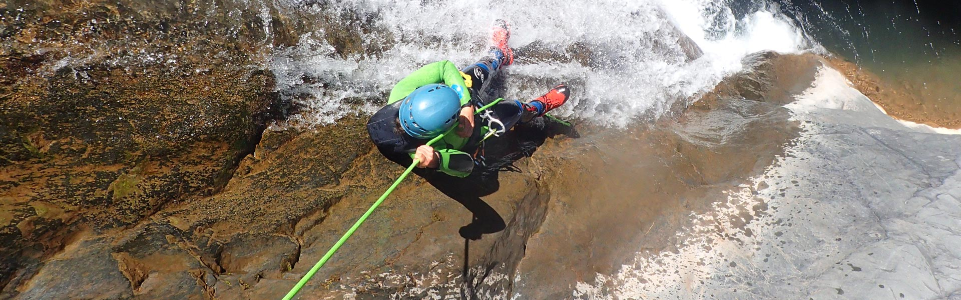 Canyoning Grenoble, Vertic'O