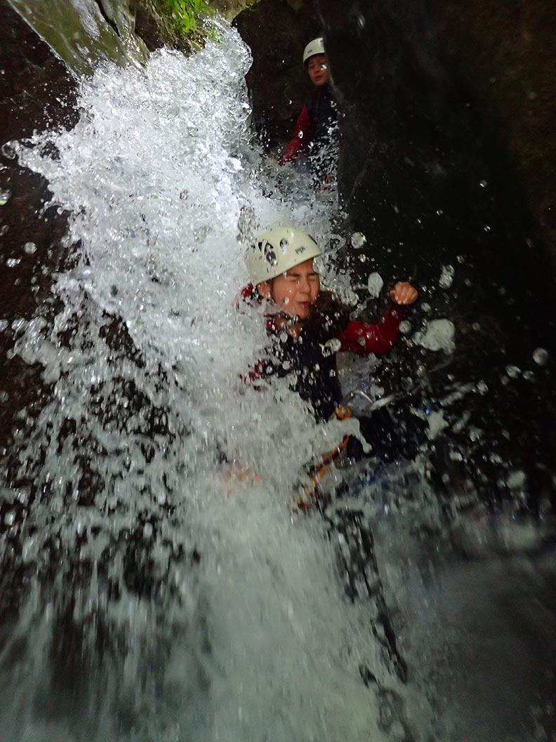 canyoning à Grenoble, proche de Lyon et Chambéry