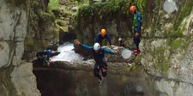 Canyoning sur Grenoble, Canyon de Terneze