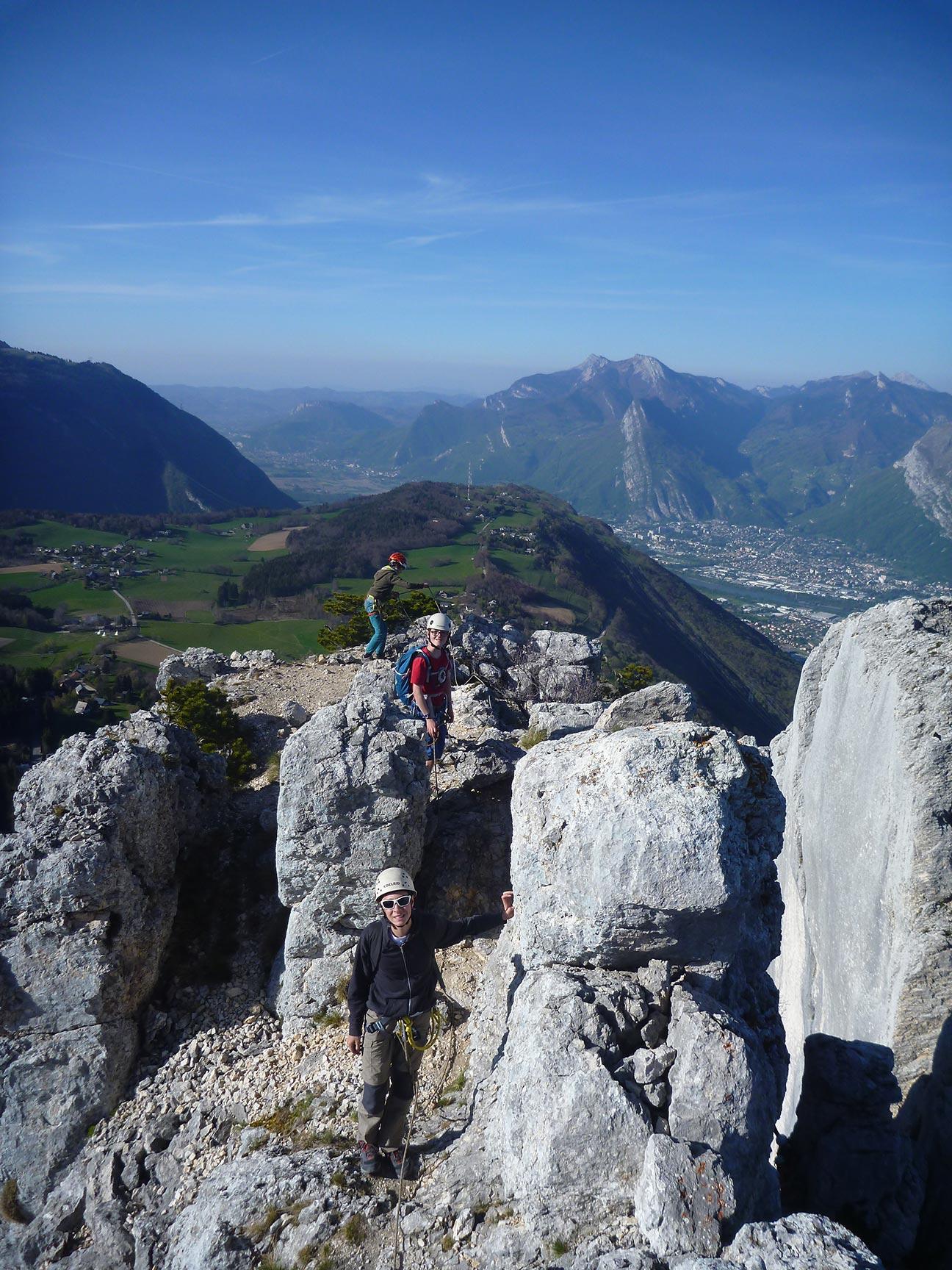 Grenoble Via corda 3 Pucelles