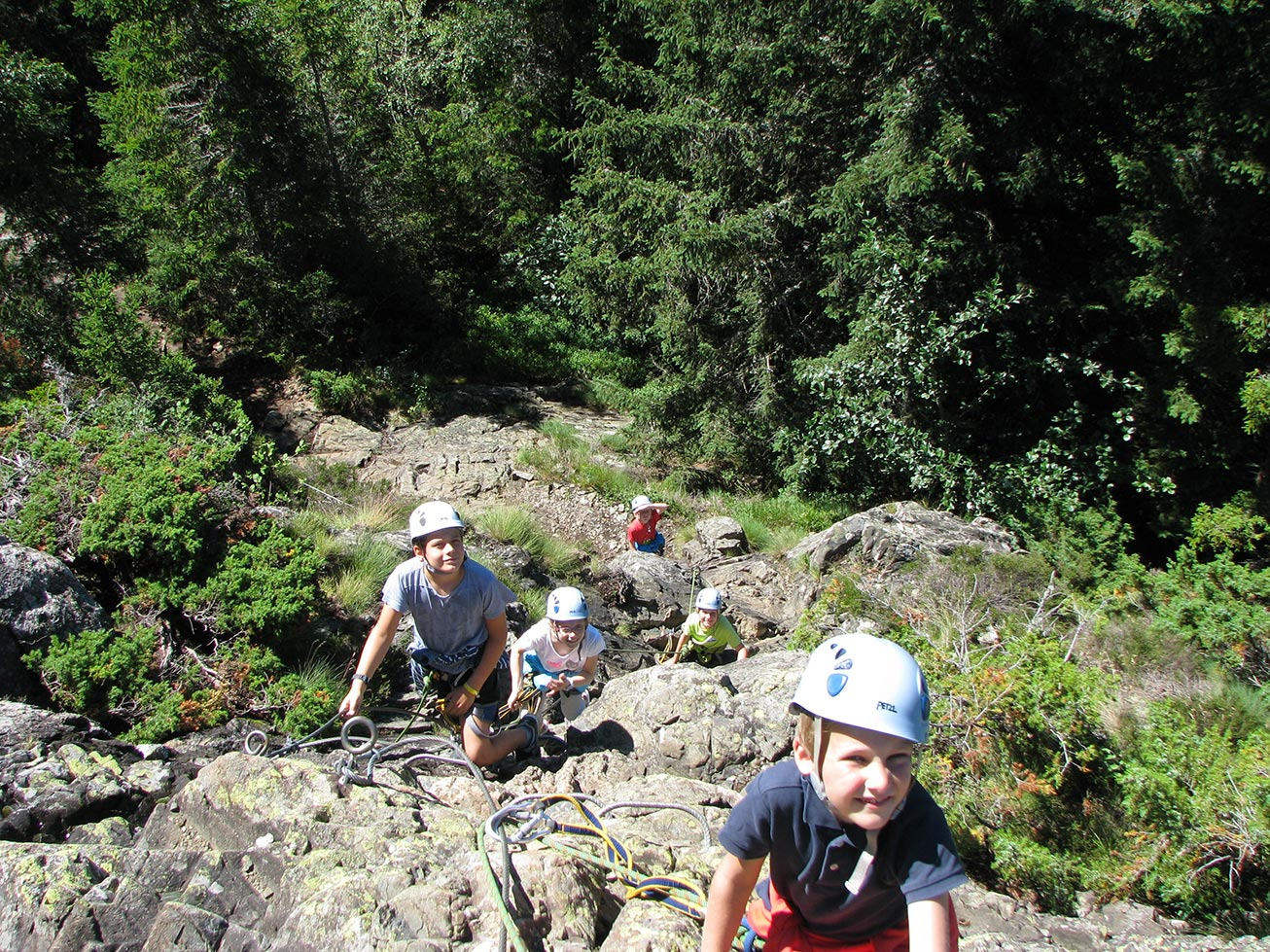 Via ferrata de Grenoble, l'alpes du grand serre