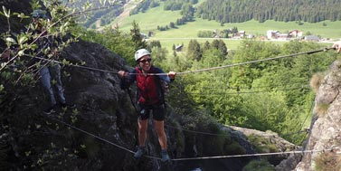 Via Ferrata en Oisans : l'Alpe du Grand Serre
