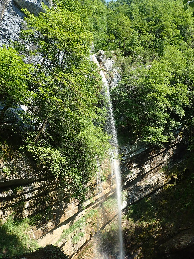 Canyoning et via ferrata en chartreuse, proche de Grenoble