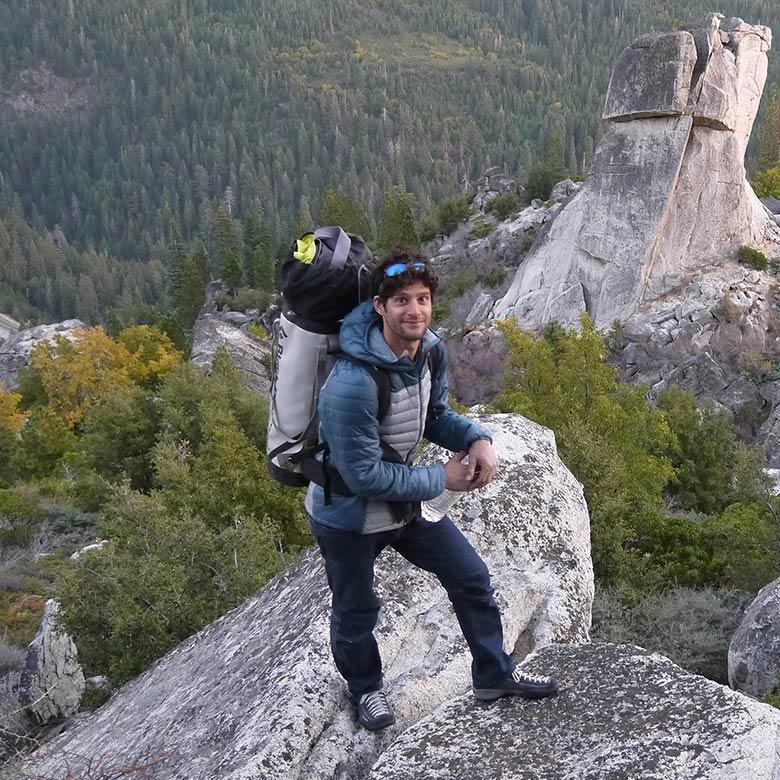 Moniteur d'escalade à Grenoble : Xavier - Vertic'O