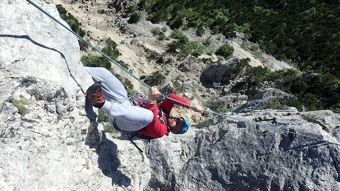 tyrolienne en via corda avec vertico