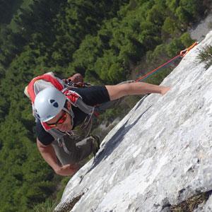 Vertic'O, escalade à Grenoble