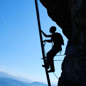 Via Ferrata à Grenoble avec Vertic'O