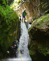 canyoning-furon-vercors-vertico